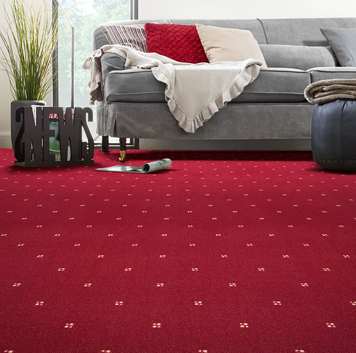 Wall to wall carpet in Dundee